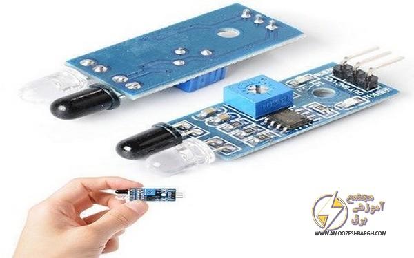 کاربردهای انواع سنسورهای آردوینو