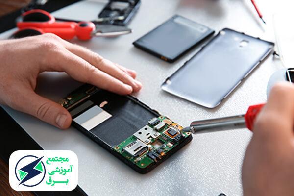 چگونه تعمیرکار حرفه ای موبایل شویم