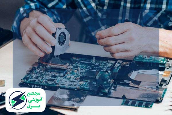 بازار کار تعمیرات لپ تاپ