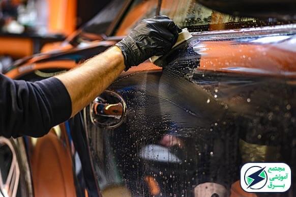 آموزش صافکاری انواع خودرو