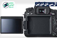 تعویض صفحه نمایش LCD برای دوربین Canon Eos Rebel T6i