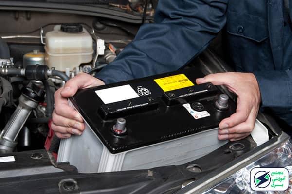 چگونه بفهمیم باتری خودرو از کار افتاده است